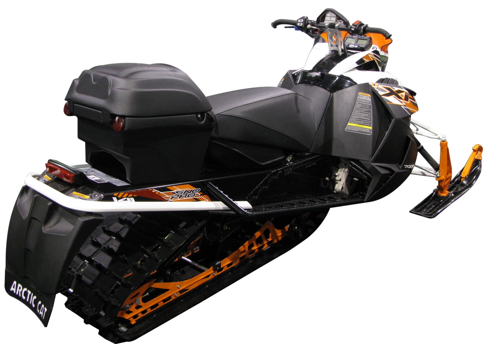 arctic cat xf titan rear rototeck