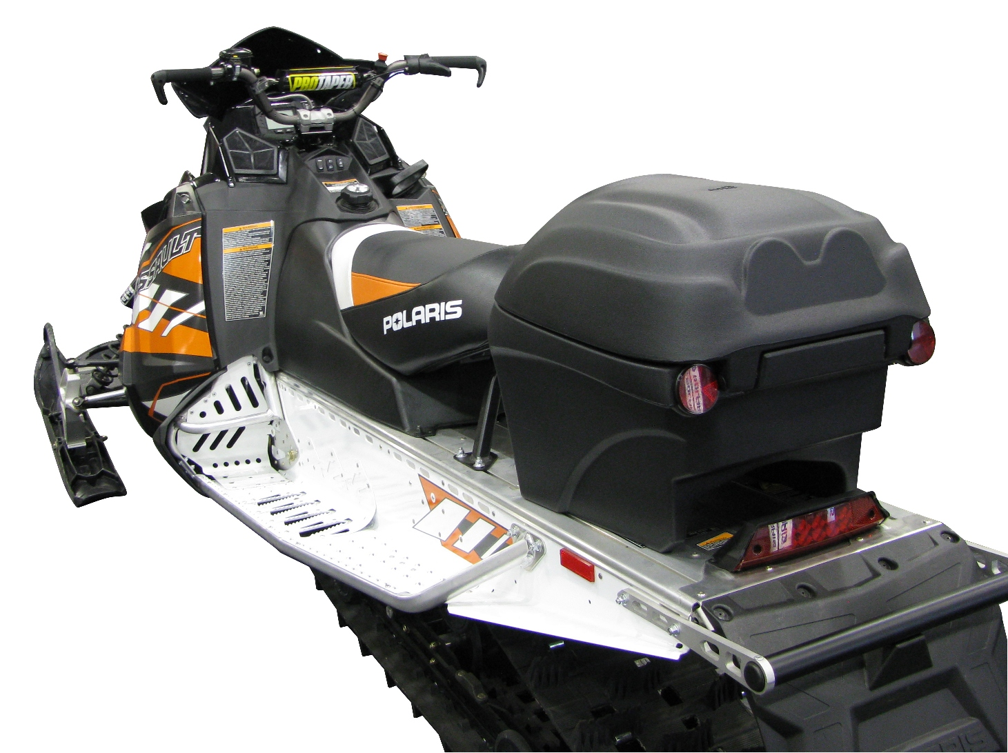 polaris titan-rototeck rear