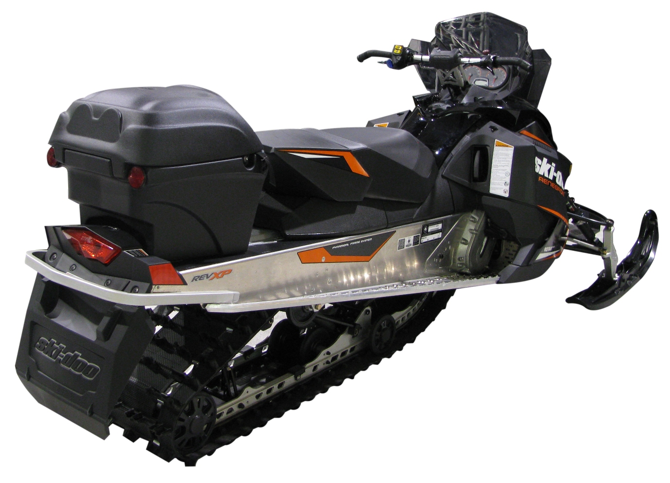 ski-doo summit titan rear rototeck