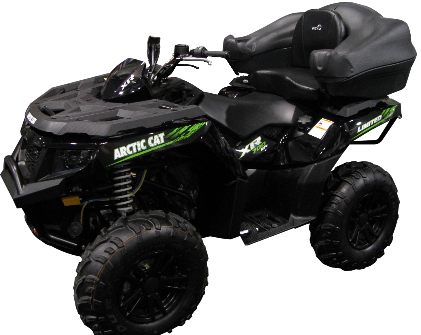 arctic cat atv rototeck